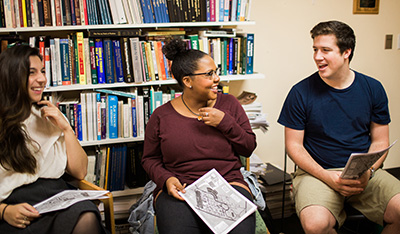 The George Fox Graduate School of Clinical Psychology is a community-based program.