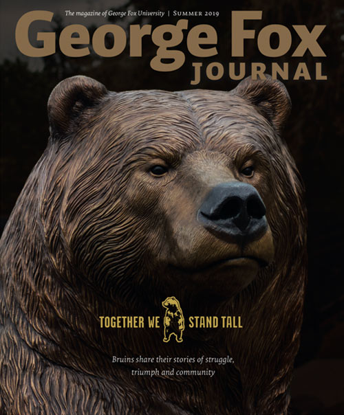 George Fox Journal - Together We Stand Tall, Summer 2019